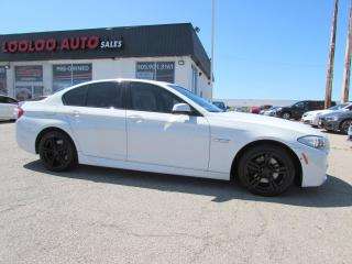 Used 2013 BMW 5 Series 528i xDrive M SPORT PKG CERTIFIED WARRANTY 2YR WARRANTY 2013 BMW 5-Series 528i xDrive for sale in Milton, ON