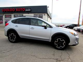 Used 2013 Subaru XV Crosstrek 2.0i W/SPORT 5 SPEED MANUAL NO ACCIDENT CERTIFIED for sale in Milton, ON