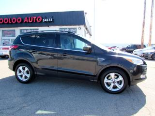 Used 2013 Ford Escape SE NAVIGATION BLUETOOTH CERTIFIED 2YR WARRANTY for sale in Milton, ON