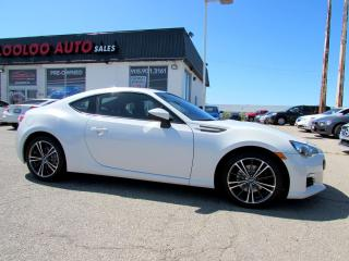 Used 2015 Subaru BRZ Premium Navigation Bluetooth Certified Warranty for sale in Milton, ON