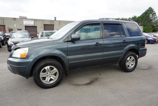2005 Honda Pilot EX AWD 8 PASSENGERS CERTIFIED 2YR WARRANTY *FREE ACCIDENTS* CRUISE ALLOYS POWER SEAT