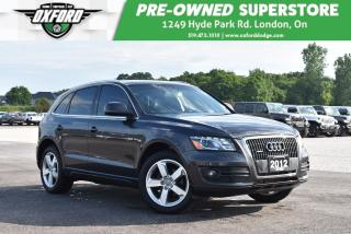 Used 2012 Audi Q5 2.0T Premium Plus (Tiptronic) - Well Equipped, Wel for sale in London, ON