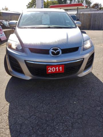 2011 Mazda CX-7 SV 2011 MAZDA CX7 SV LOW MILEAGE, LEATHER, MOON-ROOF