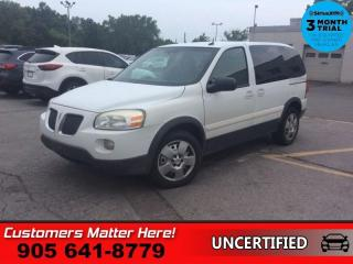 Used 2008 Pontiac Montana w/1SA for sale in St. Catharines, ON