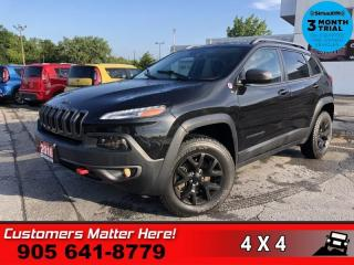 Used 2016 Jeep Cherokee Trailhawk for sale in St. Catharines, ON