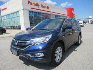 Used 2016 Honda CR-V EX, PUSH TO START, BACK UP CAM for sale in Brampton, ON