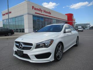Used 2016 Mercedes-Benz CLA-Class 4MATIC, LOW KMS! for sale in Brampton, ON
