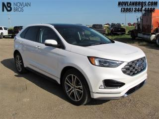 New 2019 Ford Edge Titanium AWD  - Heated Seats -  Power Tailgate for sale in Paradise Hill, SK