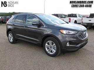 New 2019 Ford Edge SEL AWD  - Heated Seats -  Remote Start for sale in Paradise Hill, SK