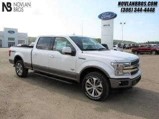Used 2019 Ford F-150 King Ranch  -  Navigation for sale in Paradise Hill, SK