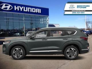 New 2019 Hyundai Santa Fe 2.0T Ultimate AWD  - Navigation - $246 B/W for sale in Brantford, ON