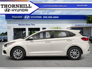 Used 2019 Hyundai Accent Hatchback Preferred  -  Power Windows for sale in Thornhill, ON