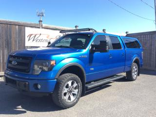 Used 2014 Ford F-150 FX4 for sale in Stittsville, ON