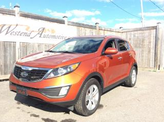 Used 2011 Kia Sportage EX for sale in Stittsville, ON