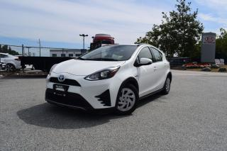 Used 2018 Toyota Prius c CLOTH/BASE for sale in Coquitlam, BC
