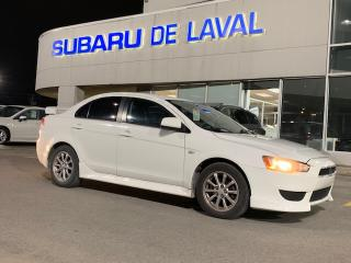 Used 2011 Mitsubishi Lancer SE ** Sièges chauffants ** for sale in Laval, QC