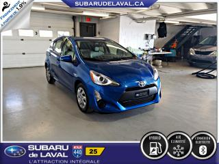 Used 2015 Toyota Prius c Hatchback ** Bluetooth ** for sale in Laval, QC