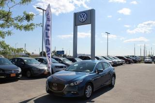 Used 2017 Mazda MAZDA3 Sport GS for sale in Whitby, ON
