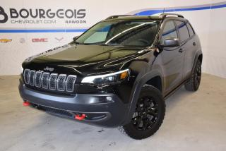 Used 2019 Jeep Cherokee Trailhawk *** COMME NEUF !!!! *** for sale in Rawdon, QC