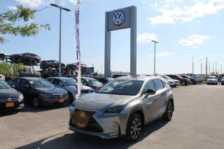 Used 2015 Lexus NX 200t Base for sale in Whitby, ON