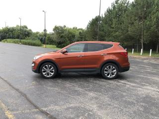 Used 2013 Hyundai Santa Fe Limited 2.0T AWD for sale in Cayuga, ON