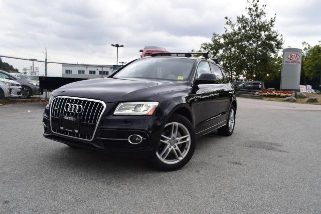 2017 Audi Q5 AC/AUTO/ROOF/LEATHER/PL/P
