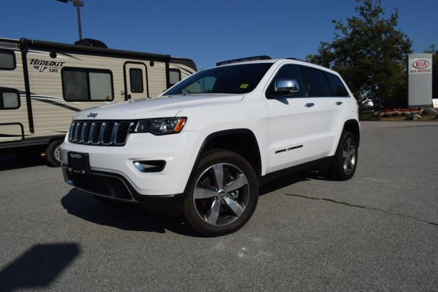 2017 Jeep Grand Cherokee Limited AC/ROOF/DVD