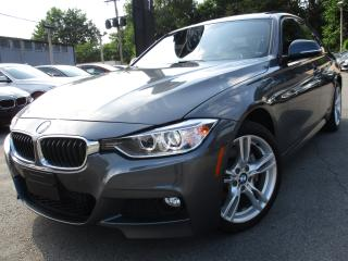Used 2015 BMW 3 Series 328I XDRIVE|M-SPORT PKG|NAVI|SUNROOF|ONE OWNER for sale in Burlington, ON