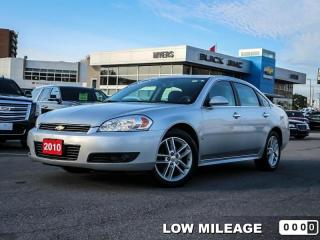 Used 2010 Chevrolet Impala LTZ  3.9 LTZ, LEATHER, ALLOY, BLUETOOTH, SUNROOF for sale in Ottawa, ON