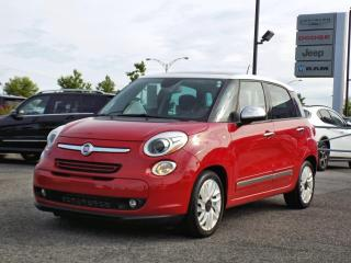 Used 2014 Fiat 500 L LOUNGE *CUIR*TOIT*GPS* for sale in Brossard, QC
