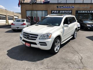 Used 2011 Mercedes-Benz GL-Class 2011 Mercedes-Benz GL-Class - 4MATIC 4dr GL350 Blu for sale in North York, ON