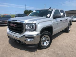 Used 2017 GMC Sierra 1500 Crew| 5.3L V8 4WD| Chrome Pkg| Low Kms| for sale in St Catharines, ON