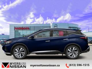 New 2019 Nissan Murano Platinum AWD  - Cooled Seats - $287 B/W for sale in Ottawa, ON