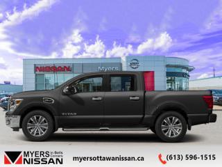Used 2018 Nissan Titan SV  - Bluetooth -  SiriusXM - $235 B/W for sale in Ottawa, ON