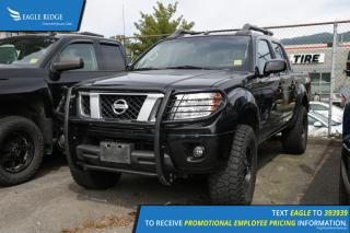 Used 2016 Nissan Frontier Pro-4X for sale in Coquitlam, BC