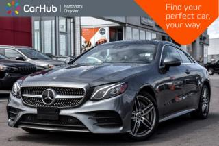 Used 2018 Mercedes-Benz E-Class E 400|Smartphone.Integ,Driving,AMG.Styling,Keyless.Go.Pkgs| for sale in Thornhill, ON