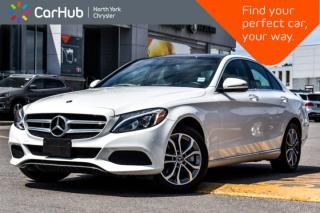 Used 2018 Mercedes-Benz C-Class C 300|Bluetooth|GPS|Keyless.Go|Voice.Command|Blindspot| for sale in Thornhill, ON