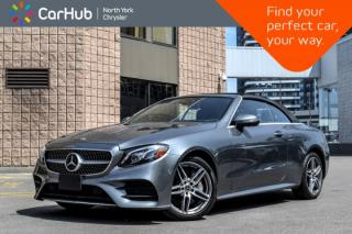 Used 2018 Mercedes-Benz E-Class E 400|Smartphone.Integ,AMG.Styling,Light,Keyless.Go.Pkgs| for sale in Thornhill, ON