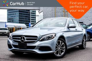 Used 2016 Mercedes-Benz C-Class C 300|Bluetooth|Keyless.Go|Voice.Command|Heat.Frnt.Seats| for sale in Thornhill, ON