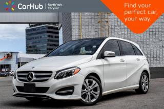 Used 2016 Mercedes-Benz B-Class B 250 Sports Tourer|Smartphone.Integ,Illumination.Pkgs| for sale in Thornhill, ON