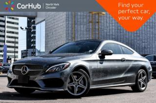 Used 2018 Mercedes-Benz C-Class C 300|Driving,AMG.Styling,Keyless.Go.Pkgs|Sunroof| for sale in Thornhill, ON