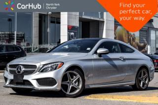 Used 2018 Mercedes-Benz C-Class C 300|AMG.Styling.Pkg|Pano.Sunroof|Backup.Cam|Bluetooth| for sale in Thornhill, ON