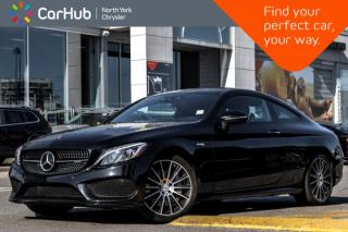 Used 2017 Mercedes-Benz C-Class AMG C 43|AMG.Styling,Night,Keyless.Go.Pkgs|Sunroof| for sale in Thornhill, ON