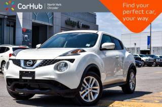 Used 2017 Nissan Juke SV|Bluetooth|Air_Conditioning|Keyless_Entry|Heated_Frnt_Seats| for sale in Thornhill, ON