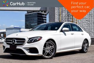 Used 2018 Mercedes-Benz E-Class E 400|Smartphone.Integ,AMG.Styling,Keyless.Go.Pkgs| for sale in Thornhill, ON