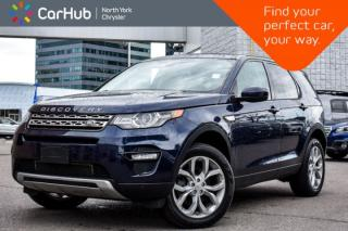 Used 2016 Land Rover Discovery Sport HSE for sale in Thornhill, ON