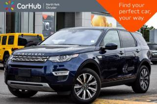 Used 2017 Land Rover Discovery Sport HSE Luxury|Pano.Sunroof|Bluetooth|GPS|Heat.Seats| for sale in Thornhill, ON