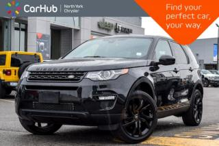 Used 2016 Land Rover Discovery Sport HSE Luxury|Pano.Sunroof|GPS|Bluetooth|Heat.Frnt.Seats| for sale in Thornhill, ON