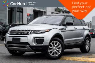 Used 2016 Land Rover Evoque SE|Pano.Sunroof|GPS|Backup.Cam|Meridian|Bluetooth| for sale in Thornhill, ON