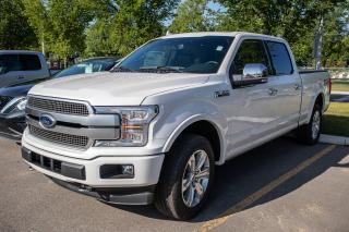 Used 2019 Ford F-150 Platinum FX4 Off-Road Package, Tough Bed Spray-In Bedliner! for sale in Okotoks, AB